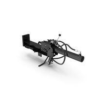 Hydraulic Log Splitter PNG & PSD Images