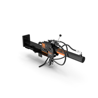 Hydraulic Log Splitter WEN 56230 PNG & PSD Images