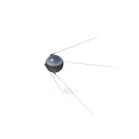 Spacecraft Sputnik PNG & PSD Images