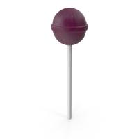 Lollipop Purple PNG & PSD Images