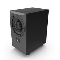 Adam Audio Sub10 Mk2 Subwoofer PNG & PSD Images
