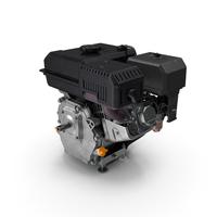 OHV Horizontal Shaft Gas Engine PNG & PSD Images