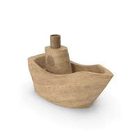 Wooden Ship PNG & PSD Images