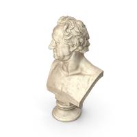Goethe Bust PNG & PSD Images