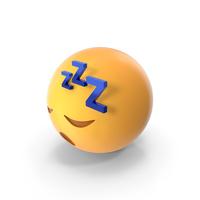 Sleeping Emoji PNG & PSD Images