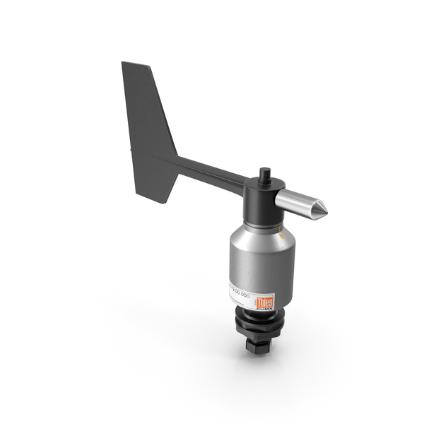 Thies Clima Wind Direction Transmitter PNG & PSD Images