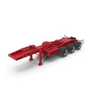 Trail King Jeep 3 Axle 01 PNG & PSD Images