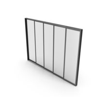 Sliding Balcony Window and Door PNG & PSD Images