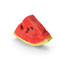 Watermelon Slice Realistic PNG & PSD Images