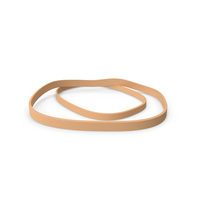 2 Rubber Bands PNG & PSD Images
