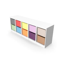 Toy Cabinet Drawer Shelf PNG & PSD Images