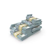 Money $100 Bills PNG & PSD Images
