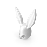 Bunny Mask PNG & PSD Images