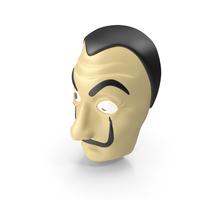 Casa Del Papel Mask PNG & PSD Images