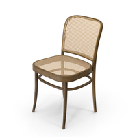 TON Chair 811 PNG & PSD Images