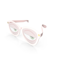Funny Exaggerated Sunglasses PNG & PSD Images