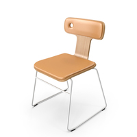 Moore Chair Leather PNG & PSD Images
