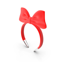 Headband Bow PNG & PSD Images