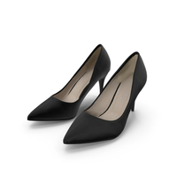 Women High Heel Shoes Pair PNG & PSD Images