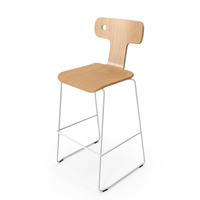 Moore Bar Chair PNG & PSD Images