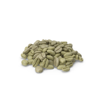 Unroasted Green Coffee Beans PNG & PSD Images