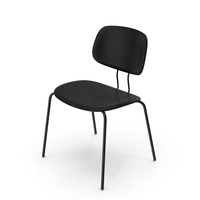 OKITO PLY Dining Chair PNG & PSD Images