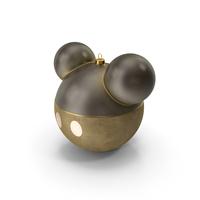 Thun Christmas Ball Mickey Mouse PNG & PSD Images