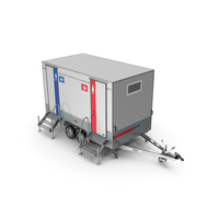 Toilet Trailer PNG & PSD Images
