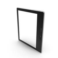 Kindle Oasis E-Reader PNG & PSD Images
