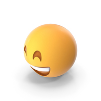 Very Happy Emoji PNG & PSD Images