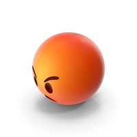 Angry Emoji PNG & PSD Images
