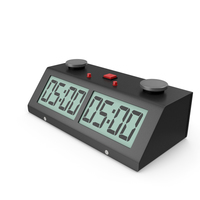 Chess Clock PNG & PSD Images