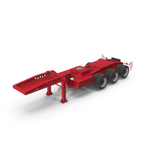 Trail King Jeep 3 Axle PNG & PSD Images