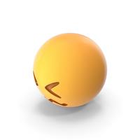 Confounded Emoji PNG & PSD Images