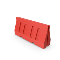 Road Barrier Plastic PNG & PSD Images