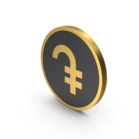 Gold Icon Armenian Dram PNG & PSD Images