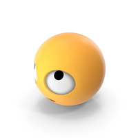 Eye Roll Emoji PNG & PSD Images