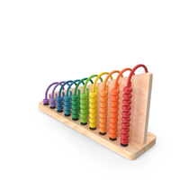 Learning Subtract Abacus Toy PNG & PSD Images