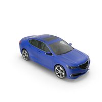 Luxury Sedan Generic PNG & PSD Images