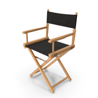 Director's Chair PNG & PSD Images