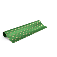 Christmas Tree Paper Roll for Gifts PNG & PSD Images