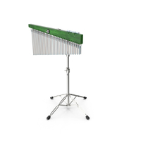 Chimes Percussion Instrument With Stand PNG & PSD Images