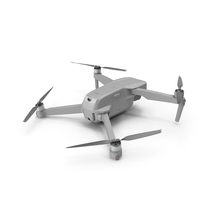 Drone DJI Mavic Air 2 PNG & PSD Images