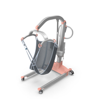 Patient Lift with Sling PNG & PSD Images