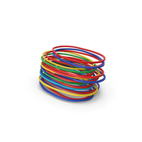 Rubber Bands Stack PNG & PSD Images
