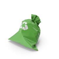 Garbage Bag Green PNG & PSD Images