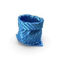 Blue Gift Bag PNG & PSD Images