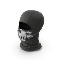 Balaclava Mask Black PNG & PSD Images