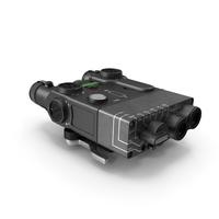 Laser Pointer on Mount PNG & PSD Images