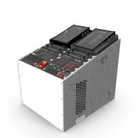 Sci Fi Digital Panel Control PNG & PSD Images